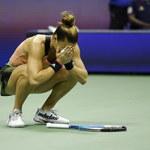 US Open. Pierwszy półfinał Marii Sakkari w Nowym Jorku