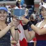 US Open. Triumf Martiny Hingis i Yung-Jan Chan w deblu