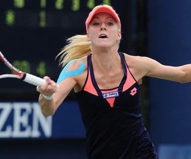 US Open: Urszula Radwańska - Irina-Camelia Begu 6:1, 6:3