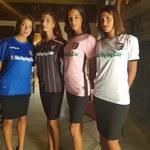 US Palermo. Efektowna prezentacja nowych koszulek zespołu