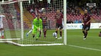 US Salernitana 1919 - FC Empoli. 0-3 w 15 minut w meczu beniaminków włoskiej Serie A. WIDEO (Eleven Sports)