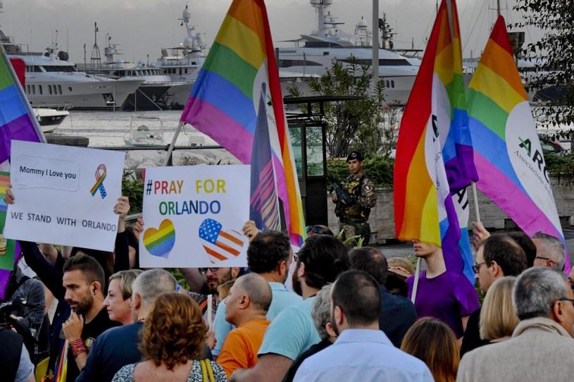 USA apelują do członków ONZ o ochronę społeczności homoseksualnej /PAP/EPA