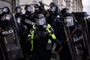 USA: Atak na Kapitol. Kompromitujące błędy policji