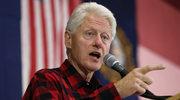 USA: Bill Clinton wkracza do akcji
