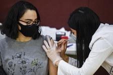 USA: Co czwarty Amerykanin nie chce się szczepić