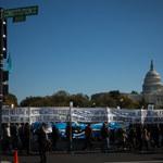 USA: Demonstracja w Waszyngtonie przeciwko szpiegowaniu obywateli