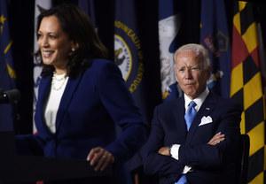 USA: Dlaczego Joe Biden wybrał Kamalę Harris