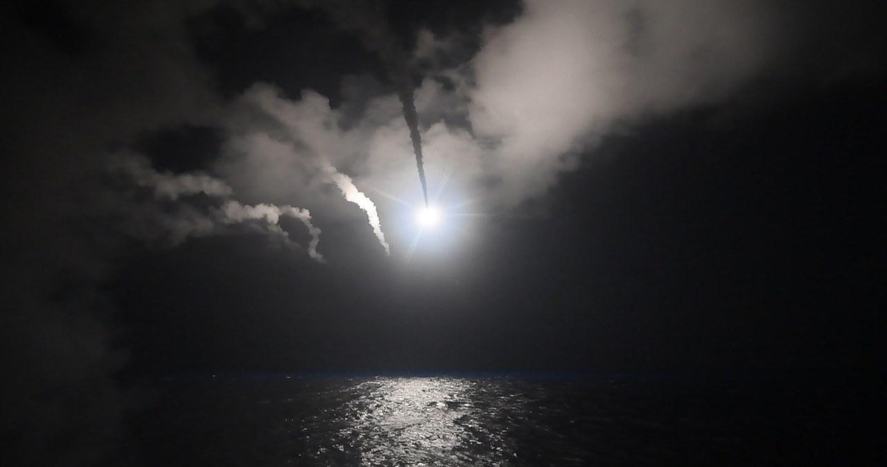 USA dokonały odwetowego ataku na  bazę lotniczą wojsk Asada w Syrii