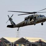 USA dozbraja Afganistan. Chce przekazać 159 śmigłowców Black Hawk