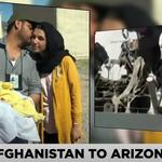 USA: Dziecko przekazane przez mur lotniska w Kabulu zwrócone rodzicom