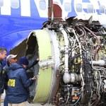 USA: Eksplozja silnika w czasie lotu. Zginęła jedna osoba