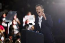 USA: Gavin Newsom pozostanie gubernatorem Kalifornii