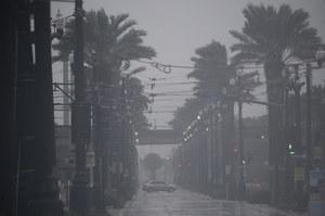 USA: Huragan Ida dotarł do Luizjany. Wiatr w porywach do 300 km/h