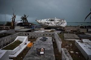 USA: Huragan Irma dotarł do Florydy