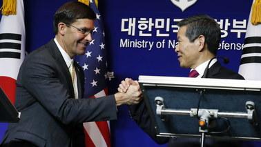 USA i Korea Płd. przekładają manewry lotnicze