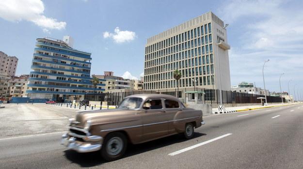 USA i Kuba oficjalnie wznawiają stosunki dyplomatyczne po 54 latach /ERNESTO MASTRASCUSA /PAP/EPA