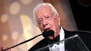 USA: Jimmy Carter pokonał raka mózgu