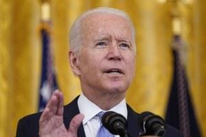 USA: Joe Biden zapowiedział, że przyjmie trzecią dawkę szczepionki przeciw COVID-19