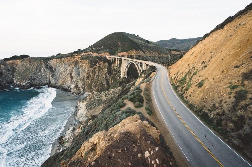 USA, Kalifornia, Highway One Fot. Unsplash /INTERIA.PL/materiały prasowe