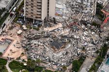 USA: Katastrofa budowlana na Florydzie. Bilans ofiar rośnie