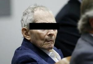 USA: Milioner Robert Durst skazany za zabójstwo swojej przyjaciółki