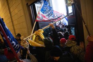 USA: Neonaziści wśród szturmujących Kapitol