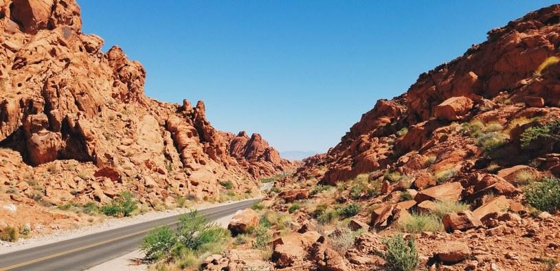 USA, Nevada, Valley of Fire Fot. Dominik Lienhard Unsplash /INTERIA.PL/materiały prasowe