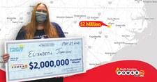 USA: Nie zdążyła oddać losu na loterii. Dzięki temu wygrała dwa miliony dolarów