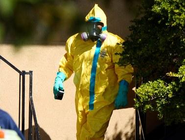 USA: Nie żyje pacjent chory na ebolę
