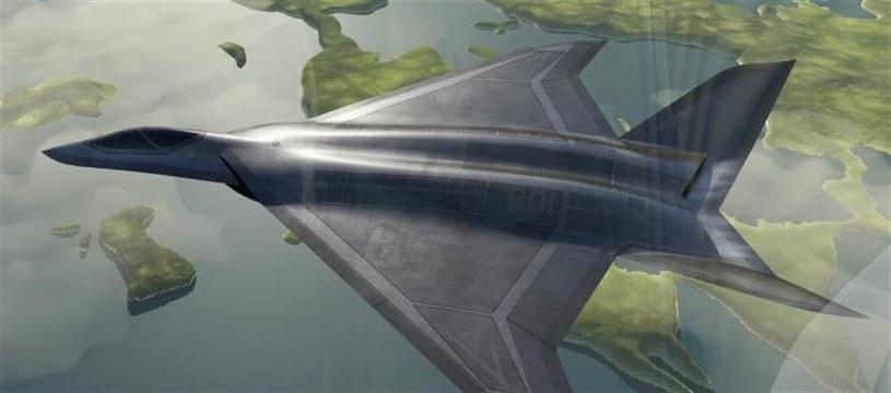 USA opracowuje nowy myśliwiec /materiały prasowe