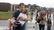 USA: Potężne tornado nad Oklahoma City