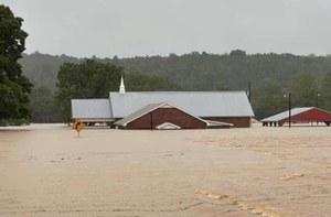 USA: Powódź w Tennessee. Zginęło 10 osób, w tym dwoje dzieci