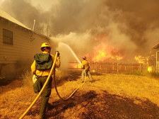 USA. Pożar Dixie spustoszył ponad 175 tys. hektarów. To trzeci największy pożar w historii Kalifornii