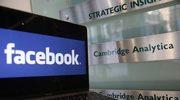 USA: Prokurator pozwał Facebook w związku ze skandalem Cambridge Analytica