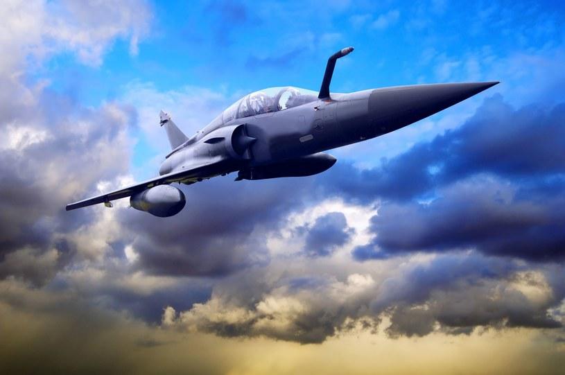 USA rozwijają myśliwiec z AI. Zdjęcie ilustracyjne. /123RF/PICSEL