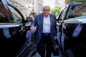 USA: Sąd apelacyjny podtrzymał decyzję w sprawie Rudy'ego Giulianiego