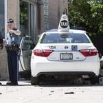 USA: Samochód wjechał w tłum w pobliżu lotniska w Bostonie