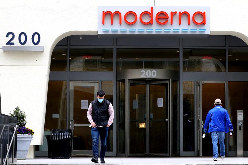 USA: Siedziba Moderny w stanie Massachusetts /Maddie Meyer /Getty Images