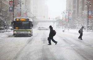USA skazane na arktyczne zimy