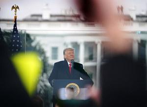 USA: Śledczy badają rolę Donalda Trumpa w ataku na Kapitol