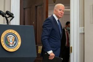 USA: Spadek notowań Joe Bidena w wyniku kryzysu afgańskiego
