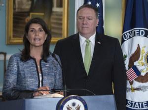 USA: Stany Zjednoczone wystąpiły z Rady Praw Człowieka ONZ