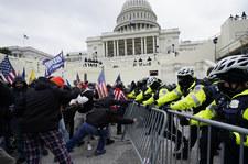 USA: Strażnicy z Kapitoli pozwali Donalda Trumpa