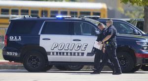USA: Strzelanina w szkole w Teksasie. Uczeń wyciągnął broń