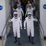 USA: Udany start rakiety SpaceX. Kapsuła wyniesiona na orbitę