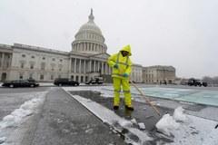 USA w zimowej odsłonie