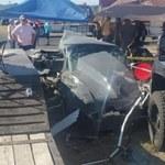 USA. Wypadek podczas wyścigów samochodowych. Nie żyją dwie osoby