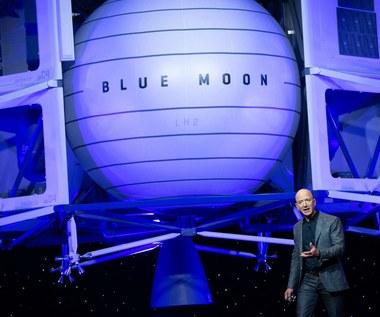 USA: Za 28 mln dolarów wylicytowano bilet na lot w kosmos z Jeffem Bezosem