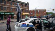 USA: Zamieszki w Baltimore po pogrzebie Afroamerykanina