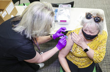 USA: Zamknięto ośrodek szczepień przeciw COVID-19. Powodem skutki uboczne szczepionki J&J